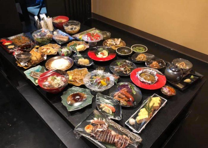 อาหารประเทศญี่ปุ่น อาหารจานลองที่ต้องทาน