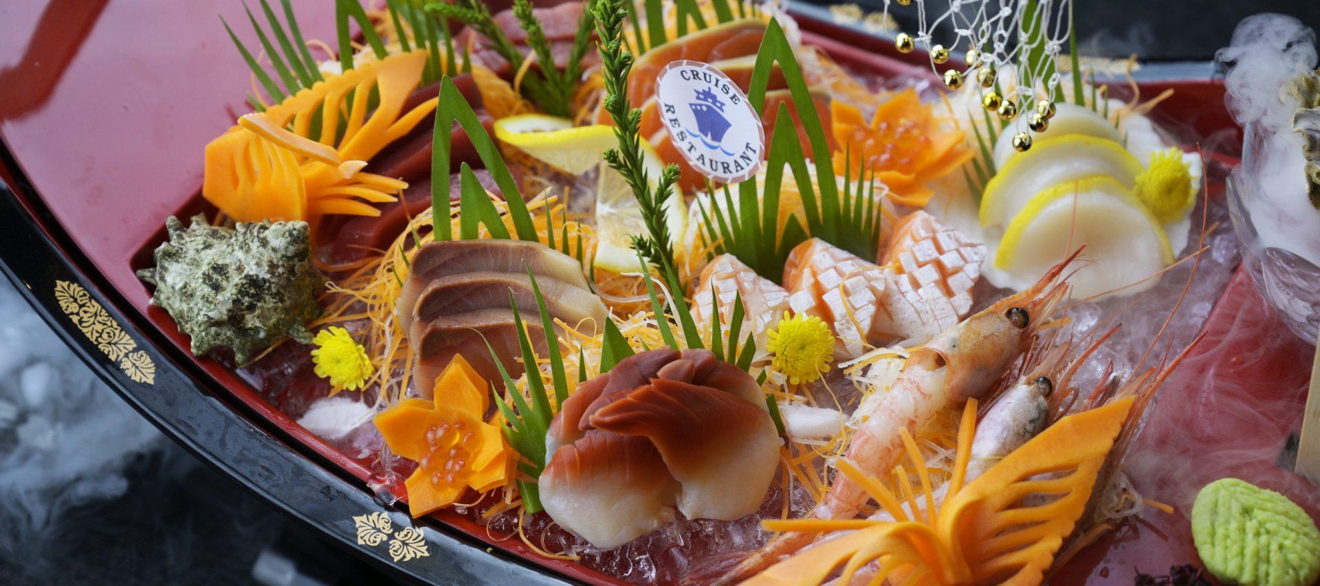 เมนูเด็ด อร่อยสุดๆ ที่ร้านอาหารญี่ปุ่นCruise Restaurant สีลม ซอยธนิยะ
