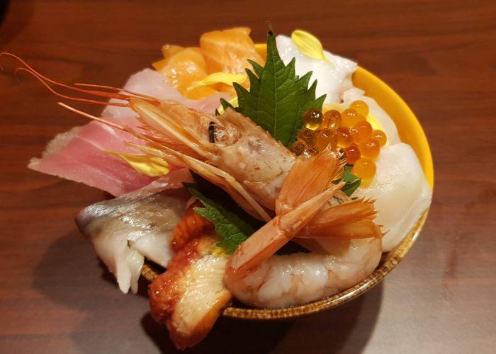 เมนูข้าวๆ ความอร่อยอิ่มพอดี @Cruise Restaurant ร้านอาหารญี่ปุ่น ที่สีลม