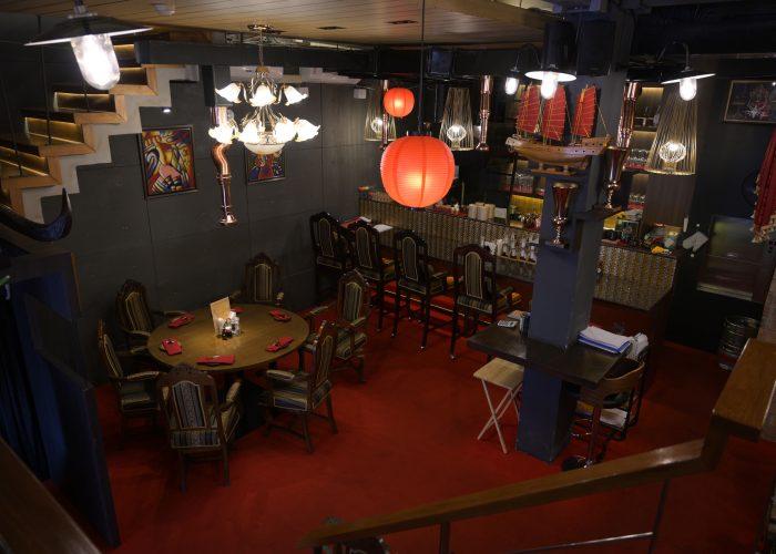 ทานข้าวคนเดียว สนุกกว่าที่คิด!! ที่ร้าน ครูซ เรสเตอรองท์ ซอยธนิยะ