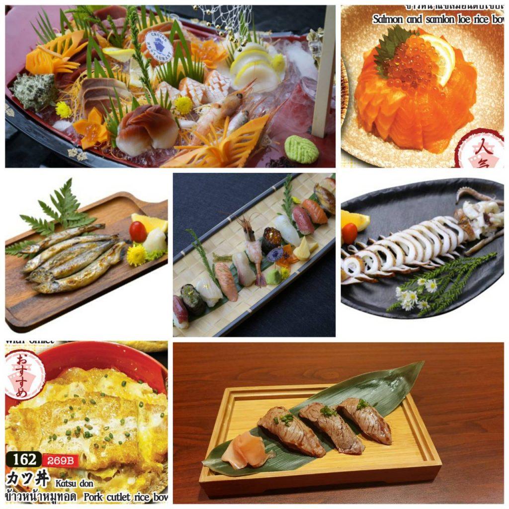 7 เมนูอาหารญี่ปุ่นที่สั่งเยอะที่สุด ร้าน Cruise Restaurant ซอยธนิยะ