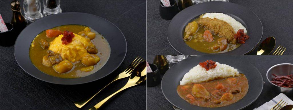 ข้าวแกงกะหรี่ 3 แบบโดนใจ ร้าน Cruise Restaurant ซอยธนิยะ ข้าวแกงกะหรี่ต้นตำหรับ ข้าวแกงกะหรี่ไข่ข้น ข้าวแกงกะหรี่หมูทอด