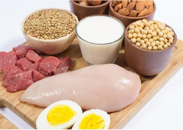 เมนูเพิ่มโปรตีน ไม่อ้วน