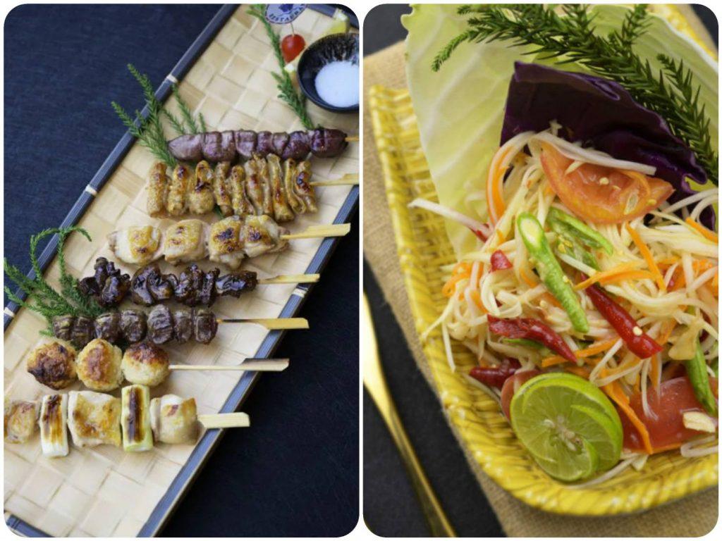 อร่อยกับเมนูคู่หู อาหารไทยกับญี่ปุ่น