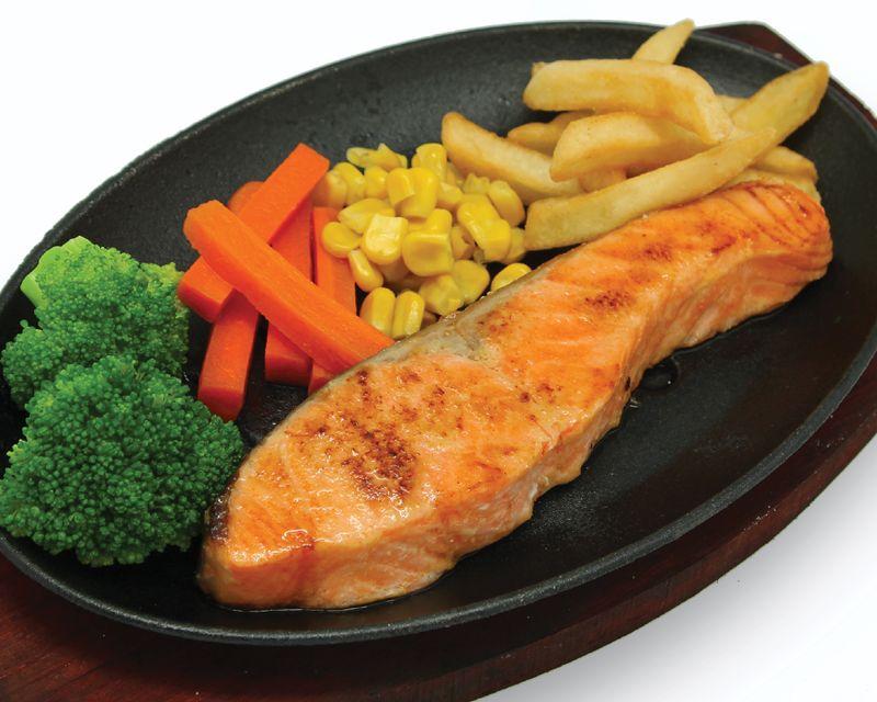 สเต็กปลาแซลมอน2