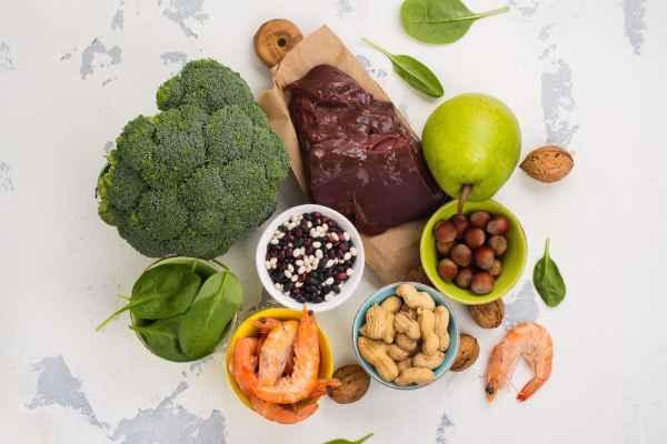 อาหารบำรุงเลือด ป้องกันโรคโลหิตจาง
