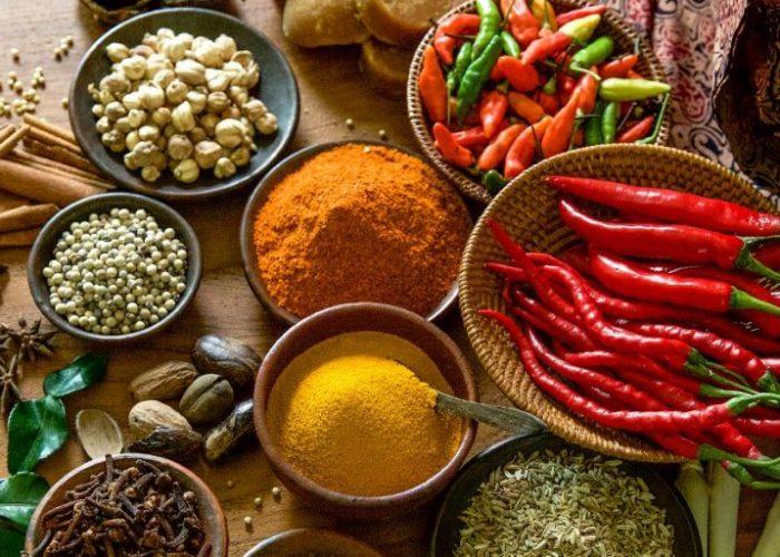 5 อาหารรสเผ็ดเสริมการเผาผลาญ