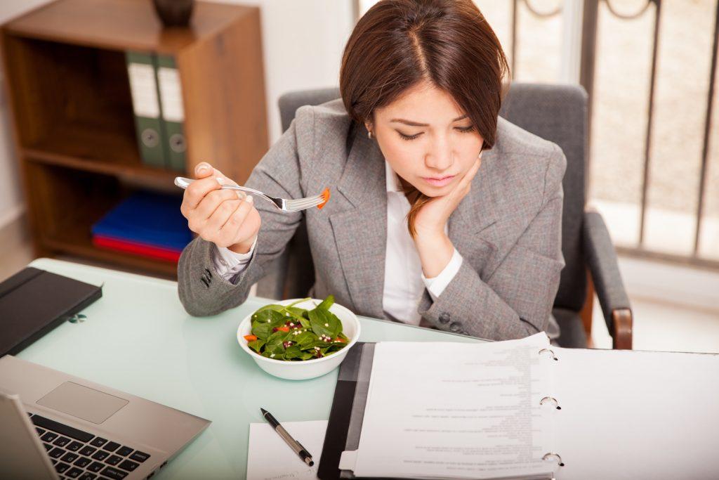 อาหารเที่ยงเพิ่มพลังช่วงบ่าย