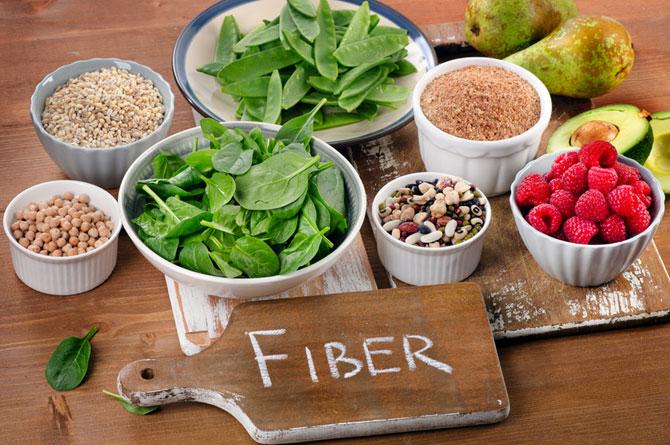 ใยอาหาร สิ่งสำคัญกับร่างกาย
