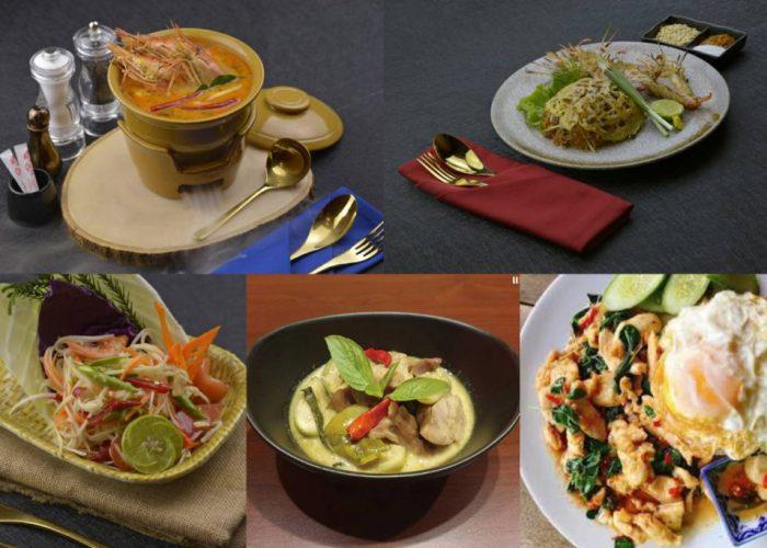 5 เมนูอาหารไทย ที่ชาวต่างชาติต้องมาทาน