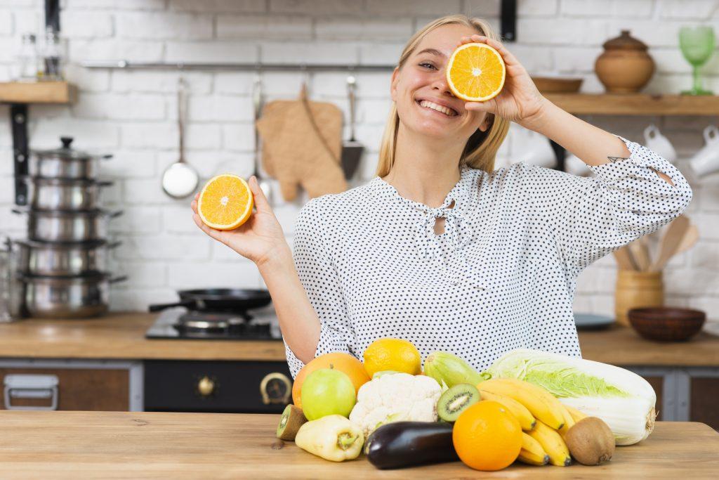 กินอย่างไรให้มีความสุข