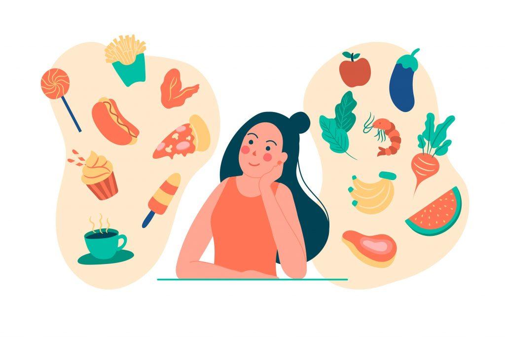 อาหารเพื่อสุขภาพ สำหรับสาววัย 30+
