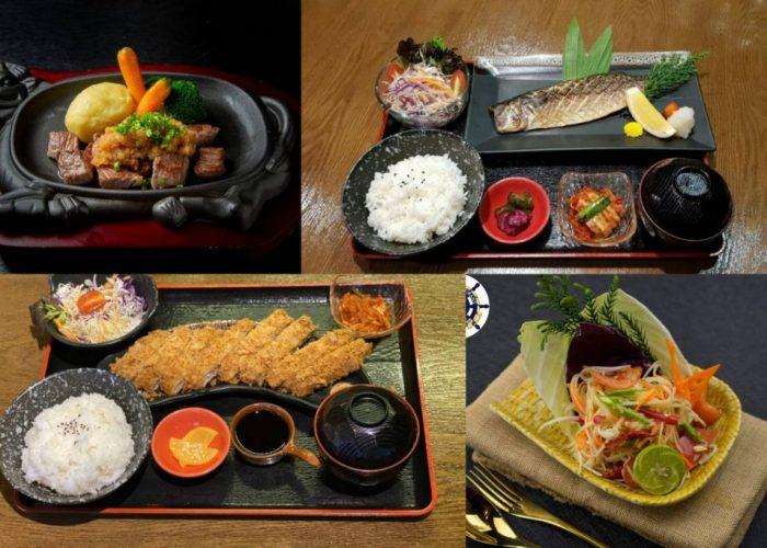 อาหารที่ควรกินตอนเที่ยง มากินที่ร้านอาหารญี่ปุ่นครูซ ซอยธนิยะกันนะคะ