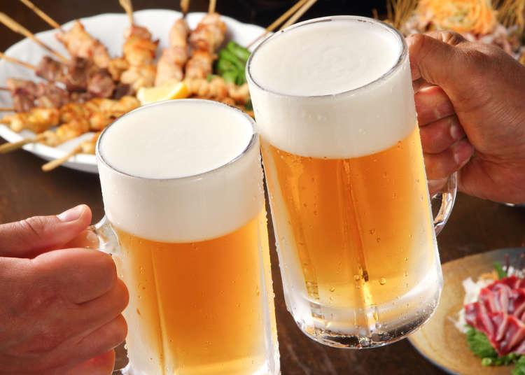 5 อาหารที่นักดื่มห้ามพลาด ที่ร้านCruise Restaurant อิซากายะ ซอยธนิยะ