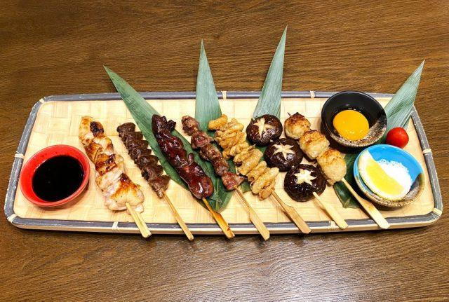 ร้านอาหารญี่ปุ่นครูซ อิซากายะ ซอยธนิยะ ถนนสีลม กับเมนูย่างที่ต้องมาลอง